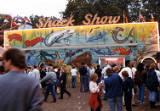 Nottingham Goose Fair, 1986.