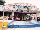 Withernsea Amusement Park, 1990.
