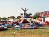 Knutsford May Fair, 1983.