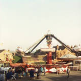 Ilkeston Charter Fair, 1987.