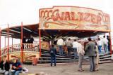 Hayling Island Amusement Park, 1987.