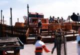 Morecambe Frontierland Amusement Park, 1987.