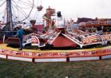 Knutsford May Fair, 1987.
