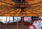 Blackpool Pleasure Beach Amusement Park, 1987.