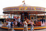 Southport Pleasureland Amusement Park, 1987.