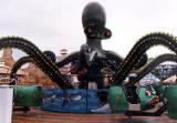 Rhyl Amusement Park, 1987.