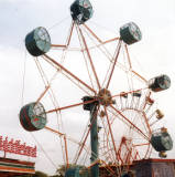 Newcastle Town Moor Fair, 1987.