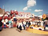 Bridlington Amusement Park, 1989.