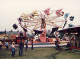 Burnley Fair, 1986.