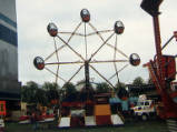 Knutsford May Fair, 1991.