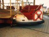Blackpool Pleasure Beach, 1987.