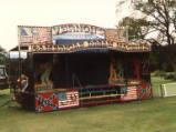 Colne Fair, 1984.