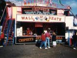 Nottingham Goose Fair, 1997.