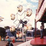 Scarborough Fair Amusement Park, 1989.