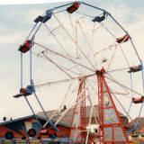 Whitley Bay Amusement Park, 1987
