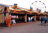 Whitley Bay Amusement Park, 1987