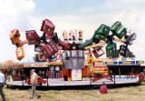 Upton Steam Rally, 1987