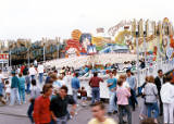 Barry Island Amusement Park, 1987