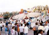 Barry Island Amusement Park, 1987