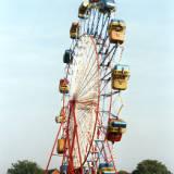 Nottingham Goose Fair, 1987.