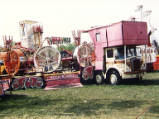 Knutsford May Fair, 1988.