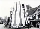 Stratford-upon-Avon Mop Fair, 1962.