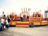 Southport Pleasureland, 1989.