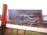 Nottingham Goose Fair, 1992.