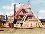 Stourpaine Bushes Steam Fair, 1986.