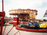 Mablethorpe Amusement Park, 1995.