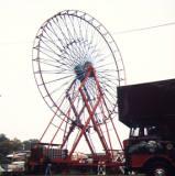 Nottingham Goose Fair, 1988.