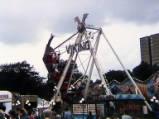 Nottingham Goose Fair, 1985.