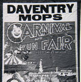Daventry Mop Fair, 1962.