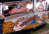 Durdham Downs Bristol Fair, 1988.