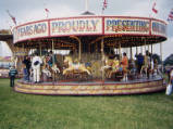 Hartington Fair, 1999.