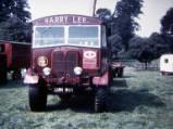 Pilsley Traction Engine Rally, 1975.