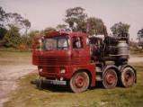 Ollerton Fair, 1987.