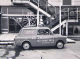 Southsea Clarence Pier Amusement Park, 1964.