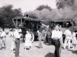White Waltham Steam Fair, 1964.