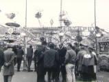 Nottingham Goose Fair, 1965.