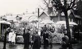 Loughborough Charter Fair, 1962.