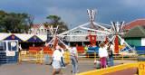 Hayling Island Amusement Park, 1988.