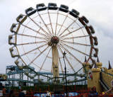Littlehampton Amusement Park, 1988.