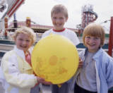 Rhyl Amusement Park, 1986.