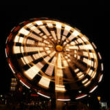 Rhyl Amusement Park, circa 1986.