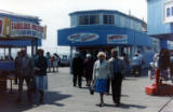 Clacton-on-Sea Amusement Park, circa 1980.