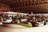 Clacton-on-Sea Amusement Park, circa 1980.