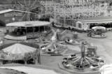 Porthcawl Amusement Park, circa 1975.