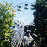 Drayton Manor Park Amusement Park, 1988.