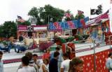 Cambridge Midsummer Fair, 1988.